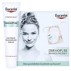 Eucerin DermoPure Hautbilderneuerndes Serum + gratis Eucerin DermoPure Reinigungsset 40 Milliliter