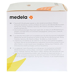 MEDELA Personal Fit Brusthaube Gr.S 2 St 1 Packung - Rechte Seite