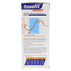 TAXOFIT Sport Iso Energy Drink rote Beeren Port.B. 10 Stück - Rechte Seite