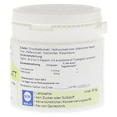 OLIVENBLATT Extrakt Vegi Kapseln 120 Stück - Rechte Seite