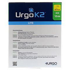 URGOK2 Lite Kompr.Syst.10cm Knöchelumf.18-25cm 6 Stück - Rechte Seite