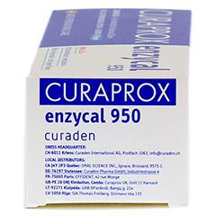 CURAPROX enzycal 950 Fluorid extra milde Zahnpasta 75 Milliliter - Rechte Seite