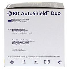 BD AUTOSHIELD Duo Sicherheits-Pen-Nadeln 5 mm 100 Stück - Rechte Seite