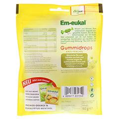 EM EUKAL Gummidrops Anis-Fenchel zuckerhaltig 90 Gramm - Rückseite