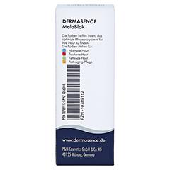 DERMASENCE MelaBlok Emulsion 15 Milliliter - Rückseite