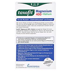 TAXOFIT Magnesium 400+Kalium Tabletten 45 Stück - Rückseite