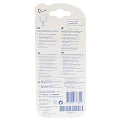 AVENT Schnullerkette Clip für Neugeborene 1 Stück - Rückseite