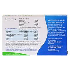 SANFERIN Tabletten 40 Stück - Rückseite