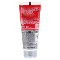 STOKOLAN intensive repair cream parfümiert 100 Milliliter - Rückseite