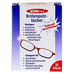 Brillenputztücher 30 Stück - Rückseite