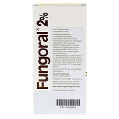Fungoral 2% 120 Milliliter N1 - Rückseite