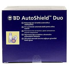 BD AUTOSHIELD Duo Sicherheits-Pen-Nadeln 5 mm 100 Stück - Oberseite