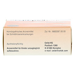 CEFATHYREO Tabletten 100 Stück N1 - Unterseite