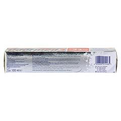 ODOL MED 3 Extra White Zahnpasta 100 Milliliter - Unterseite