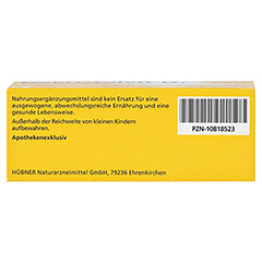 DEKRISTOLVIT D3 2.000 I.E. Tabletten 60 Stück - Unterseite