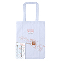 Avène Set Thermalwasser Spray 150 ml + 5 Tuchmasken + gratis Avène Happy 30 Tasche 1 Packung