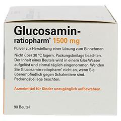Glucosamin-ratiopharm 90 Stück - Linke Seite