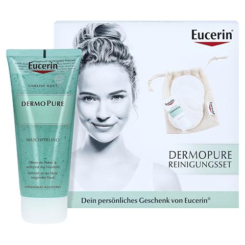 Eucerin DermoPure Waschpeeling + gratis Eucerin DermoPure Reinigungsset 100 Milliliter
