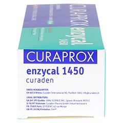 ENZYCAL Curaprox Zahnpasta 75 Milliliter - Rechte Seite