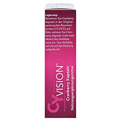 CYVISION Cranberry Kapseln 30 Stück - Linke Seite