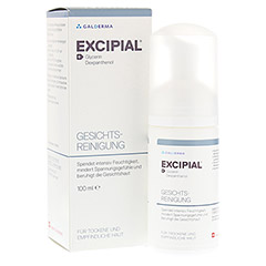 EXCIPIAL Gesichts-Reinigung Schaum 100 Milliliter