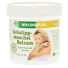 WECONPLUS Grünlippmuschel Balsam 250 Milliliter