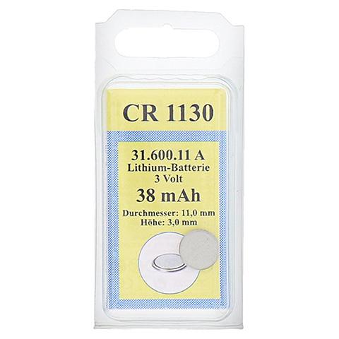 BATTERIEN Lithium 3V CR 1130 1 Stück