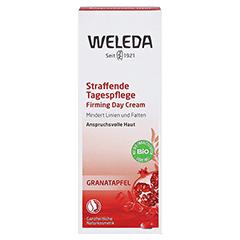 WELEDA Granatapfel straffende Tagespflege 30 Milliliter - Vorderseite