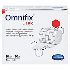 OMNIFIX elastic 10 cmx10 m Rolle 1 Stück - Vorderseite