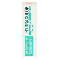 HYDRACOLOR Lippenpflege 21 farblos Faltschachtel 1 Stück - Vorderseite