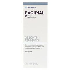 EXCIPIAL Gesichts-Reinigung Schaum 100 Milliliter - Vorderseite