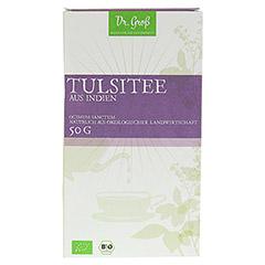 TULSITEE Bio 50 Gramm - Vorderseite