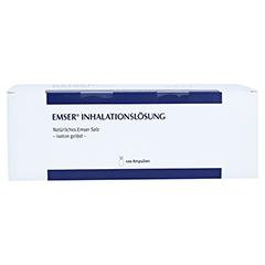 EMSER Inhalationslösung 100 Stück - Vorderseite