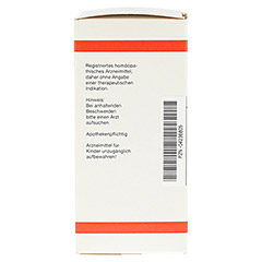 SEPIA D 8 Tabletten 200 Stück N2 - Linke Seite