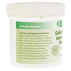 WECONPLUS Grünlippmuschel Balsam 250 Milliliter - Linke Seite