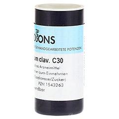 LYCOPODIUM CLAVATUM C 30 Einzeldosis Globuli 0.5 Gramm N1 - Rechte Seite