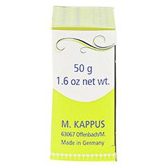 KAPPUS Holunder Seife 50 Gramm - Rechte Seite