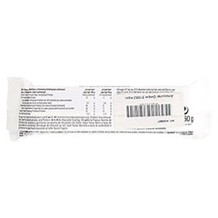 PROTEIN RIEGEL Bar 32% Erdbeere 60 Gramm - Rückseite