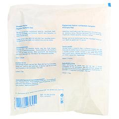 SHAMPOO-HAUBE waschen o.Wasser 1 Stück - Rückseite