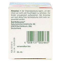 BAD HEILBRUNNER Reizhusten Tee Filterbeutel 8x1.8 Gramm - Unterseite