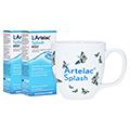 ARTELAC Splash MDO Augentropfen + gratis Artelac Splash Tasse 2x10 Milliliter