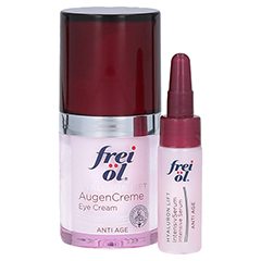 FREI ÖL Anti-Age Hyaluron Lift AugenCreme + gratis ANTI AGE HYALURON LIFT IntensivSerum 6ml 15 Milliliter