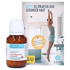 """DHU Silicea Pentarkan für das Bindegewebe Tabl. + gratis GU Broschüre """"straffe und gesunde Haut"""" 200 Stück N2"""