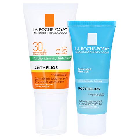 ROCHE-POSAY Anthelios Gel-Creme LSF 30 /R + gratis La Roche Posay Posthelios After-Sun 50 Milliliter