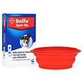 BOLFO Spot-On Fipronil 134 mg Lsg.f.mittelgr.Hunde + gratis Bolfo Spot on Reisefressnapf 3 Stück