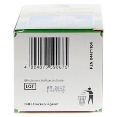 GLUCOSAMIN 500 mg+Chondroitin 400 mg Kapseln + gratis Teufelskrallen Gel 180 Stück - Unterseite