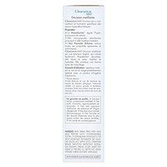 Avène Cleanance MAT mattierende Emulsion + gratis Avène Cleanance emulsion 5 ml 40 Milliliter - Linke Seite