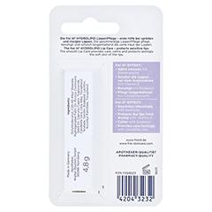 frei öl Hydrolipid LippenPflege Stift 4.8 Gramm - Rückseite