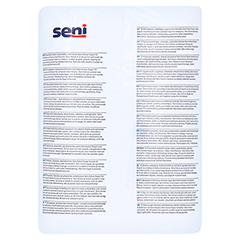 SENI Active Super Inkontinenzslip Einmal L 10 Stück - Linke Seite