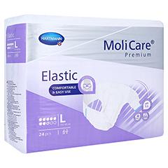 MOLICARE Premium Elastic Slip 8 Tropfen Gr.L 24 Stück